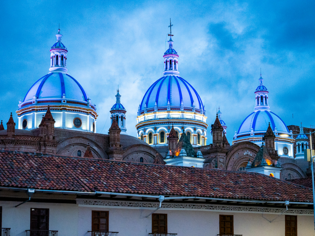 Cuenca Ecuador, travel, moving to a new country, Expats, sight seeing