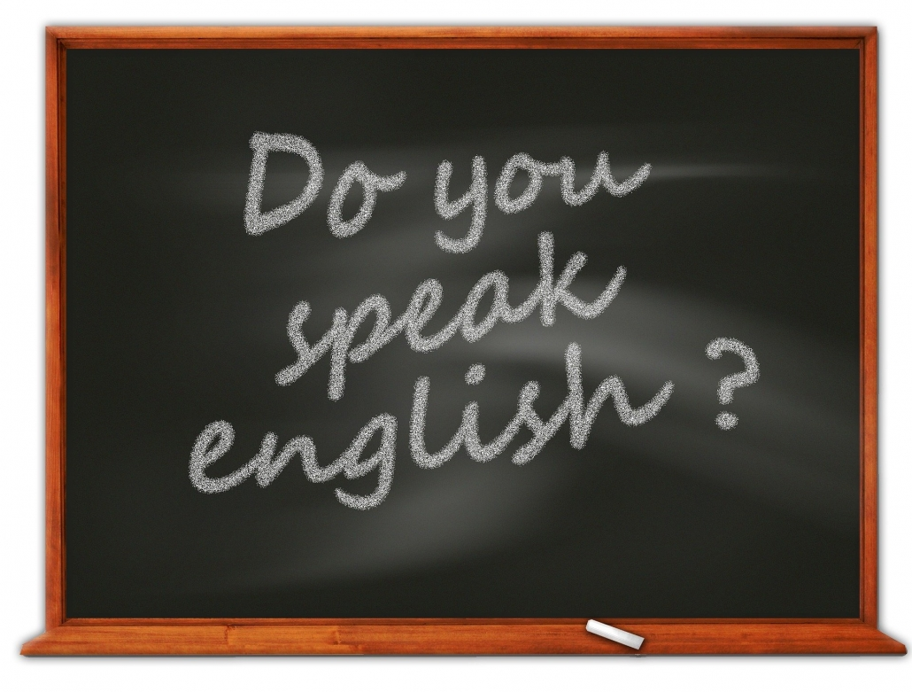 Reasons Not To Live Abroad - Expect Everyone to Speak English