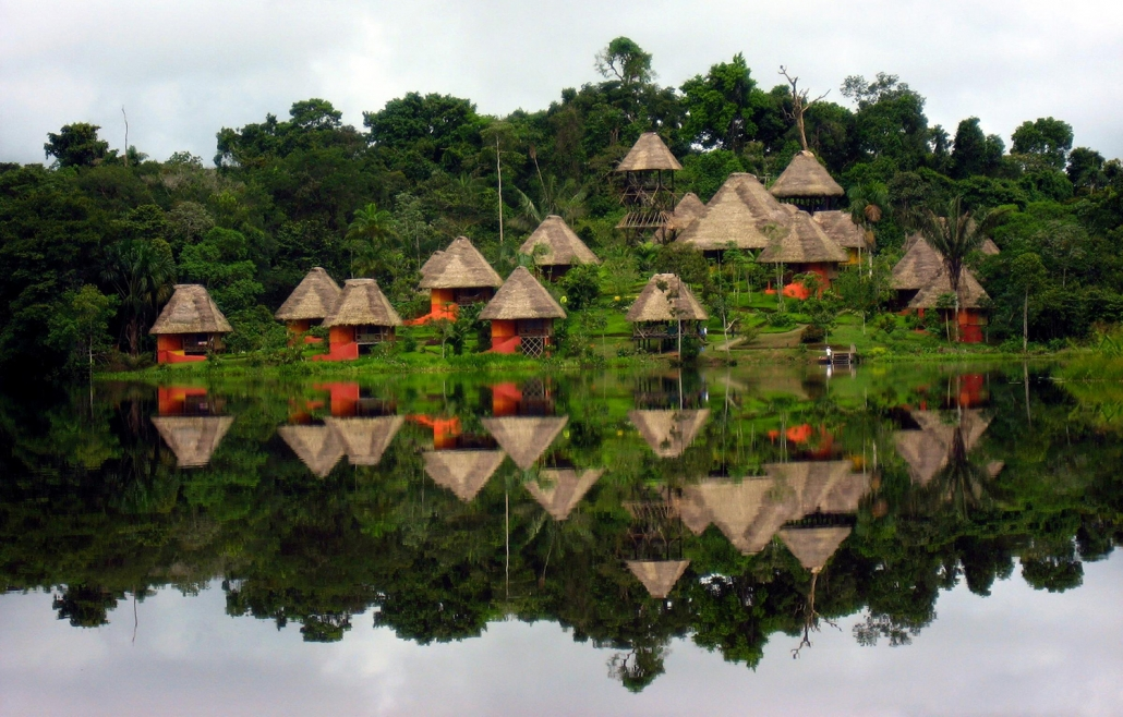Ecuador Rainforest Lodge