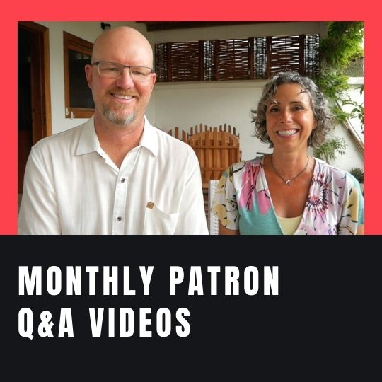 Amelia And JP Patron Q&A Videos