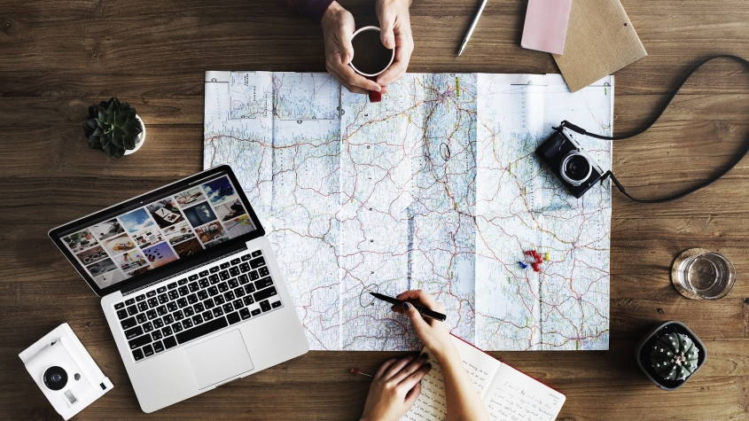1. Thoughtfully plan your trip