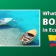 FAQ #48 - What About BOATS In Ecuador_