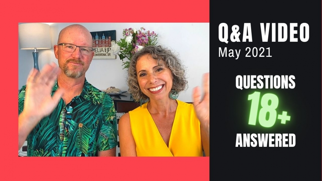 Q&A Video Announcement May 2021