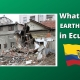 httpsWhat About EARTHQUAKES In Ecuador://youtu.be/QVQokRE0Rx4